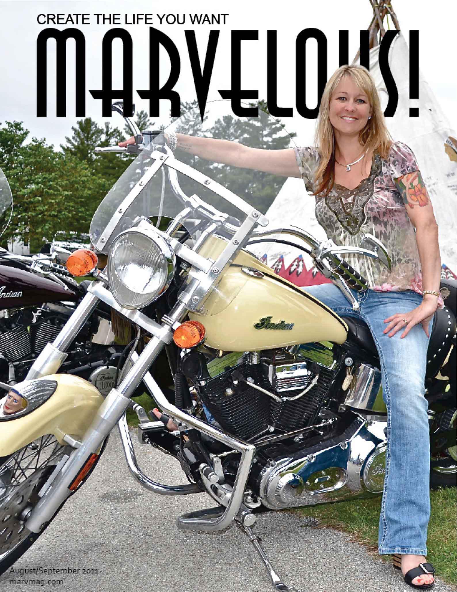 August/September 2011 — Carrie Bristoll-Groll