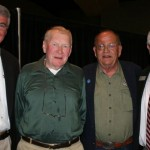 Ed Coulter, Robert Behnke, Jim Gaston, Richard Davies