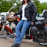 Motorcycle Mama: Gina Hartley