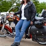 Motorcycle Mama: Gina Hartley