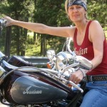 Motorcycle Mama: Jill Tangney