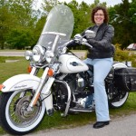 Motorcycle Mama: Joette Slaasted