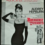 The Sheet Music from Breakfast at Tiffany's