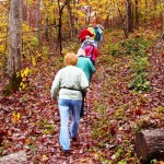 Women Who Hike the Ozarks