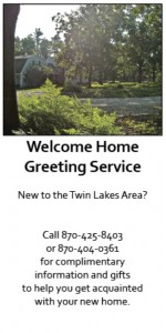 Welcome Home Greeting Service