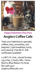 Anglers Coffee Cafe