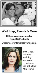Weddings, Events & More