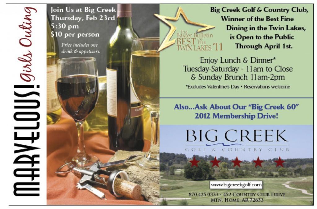 Big Creek Golf & Country Club