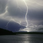 Electrical Storm Over Beaver Lake by Mike Boyd