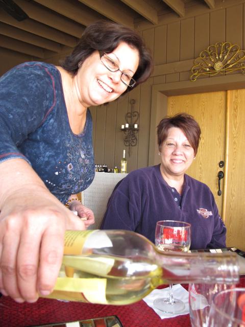 Margie Roelands of Raimondo Family Winery