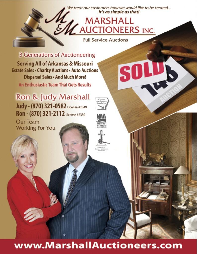 Marshall Auctioneers