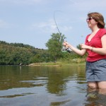 Fishing in the Ozarks — AS 2012