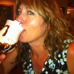 Kelly and her Mudslide