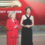 Betty White and Mary Tyler Moore Wearing Da-Rue