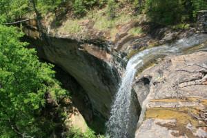 Kings Bluff Falls