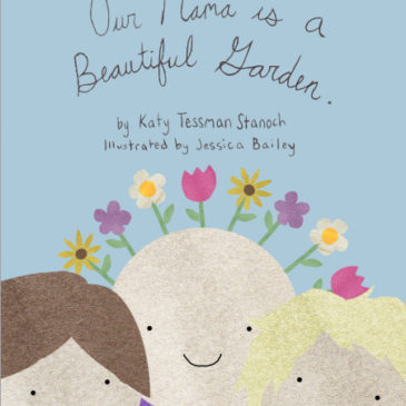 Katy Tessman Stanoch's New Book Helps Children Understand Cancer