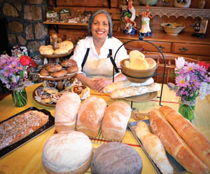 For the Love of Bread: Daksha Thomas and the Art of Organic Baking