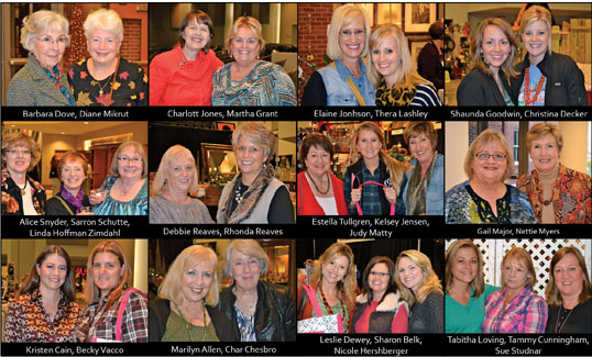 Society — Marvelous! Shopping Night Out at Frosty Festival
