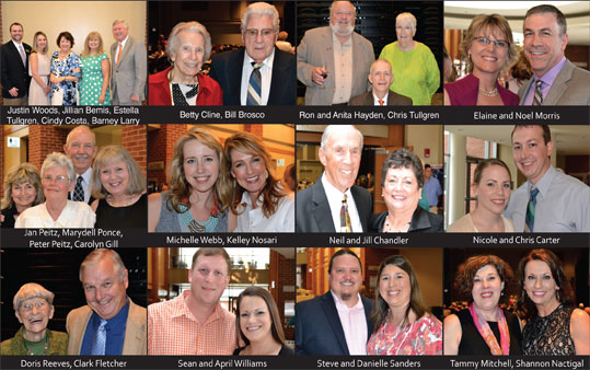 Society — Baxter Regional Hospital Foundation 2015 Donor Banquet