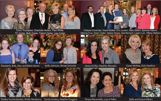 Society — Business and Professional Women Banquet/October 29, 2015