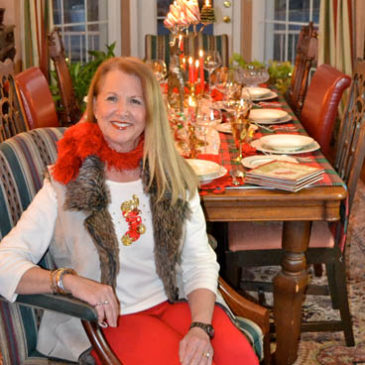 Home for the Holidays with Terre Ware