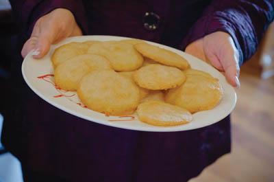 Bella's Brie Crisps