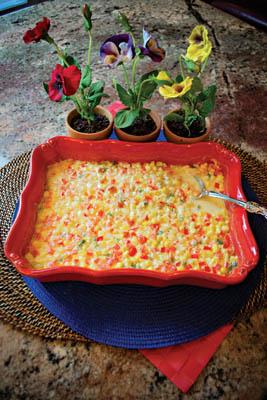 Fresh Corn Bake