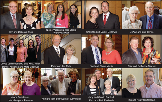 M! Society — Hospital Foundation Donor Banquet — May 6, 2016