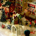 Let a Christmas Village Inspire Happy Memories