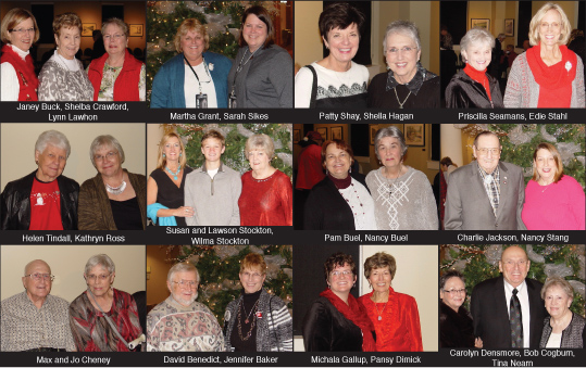 M! Society — Sandi Patty Concert — December 13, 2016
