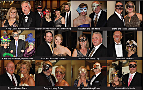 M! Society — Lend-A-Hand Masquerade Ball, February 11, 2017