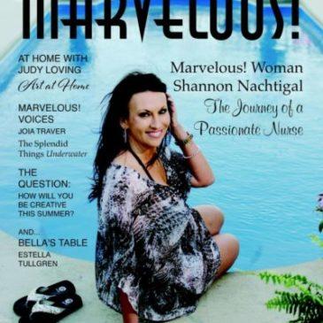 June/July 2017 Marvelous! Flipbook