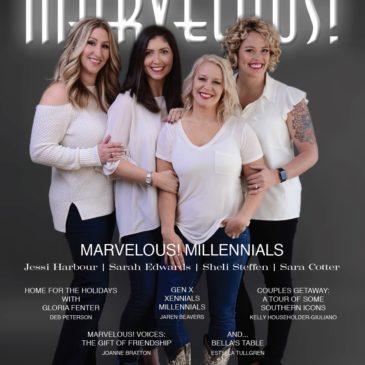 December 2017/January 2018 Marvelous! Flipbook